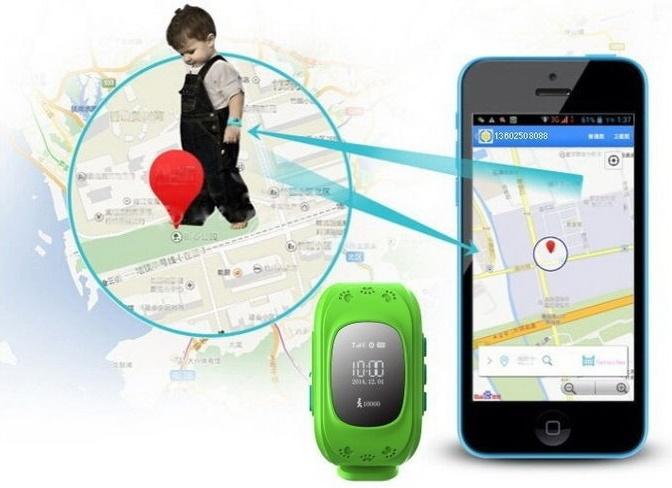 Смарт-часы для детей нюансы выбора – Местоположение на смартфоне