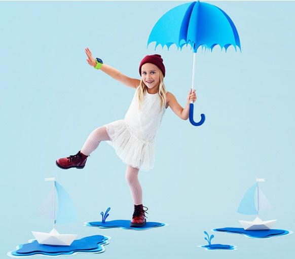 Смарт-часы для детей нюансы выбора – Девочка со смарт-часами