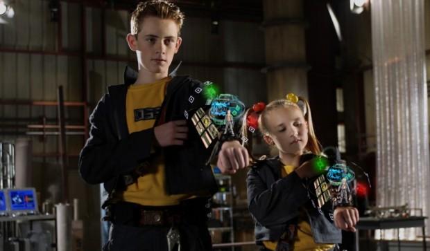 Смарт-часы для детей нюансы выбора – Кадр из фильма Дети шпионов 2