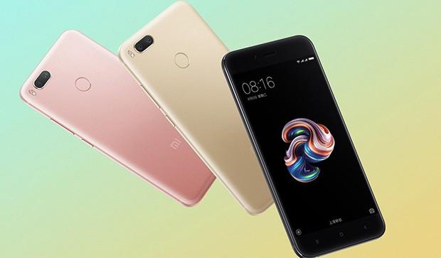 Smartphone Xiaomi Mi 5X 200 thousand pre-orders per day