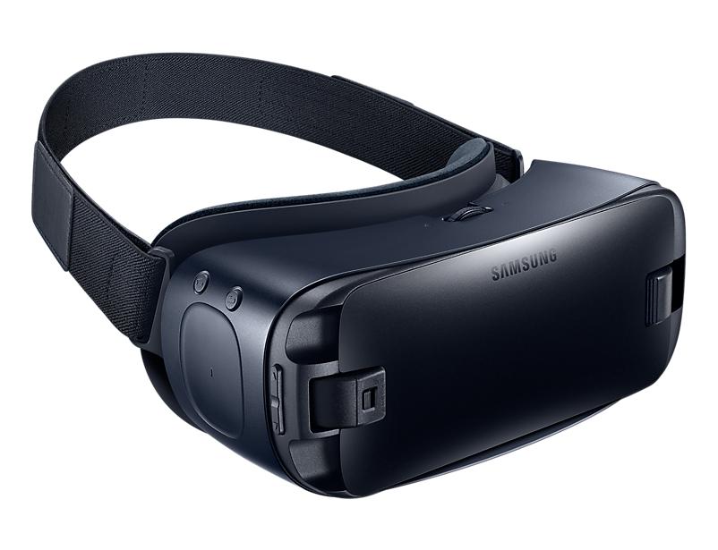 Лучшие шлемы виртуальной реальности для геймеров - Samsung Gear VR (3)