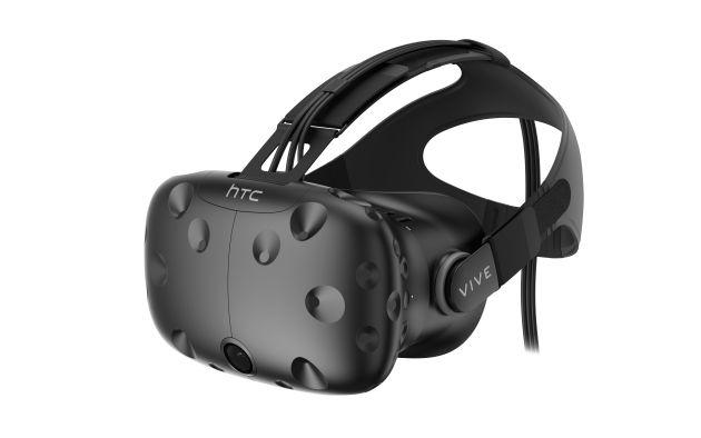 Лучшие шлемы виртуальной реальности для геймеров - HTC Vive (1)