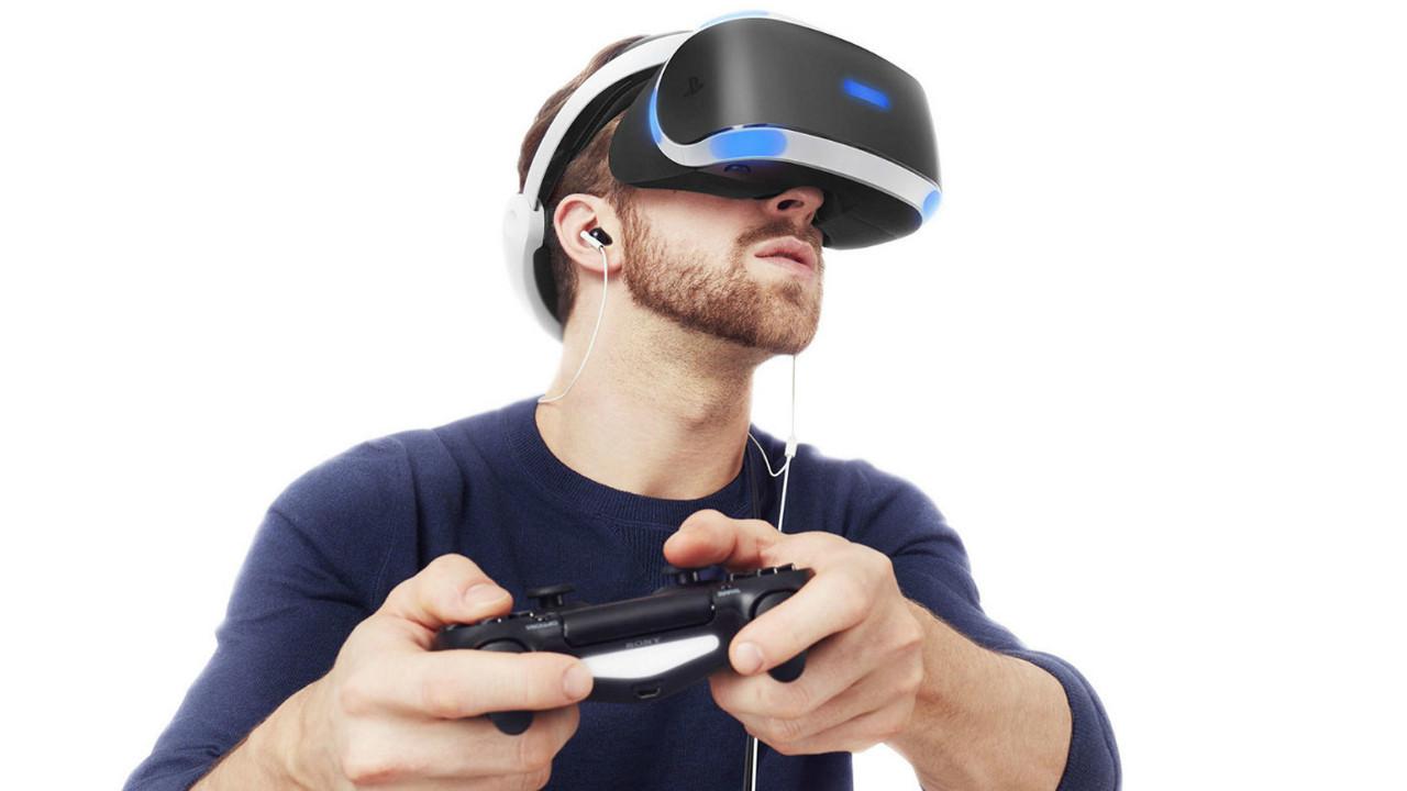 Лучшие шлемы виртуальной реальности для геймеров - Sony Playstation VR (1)