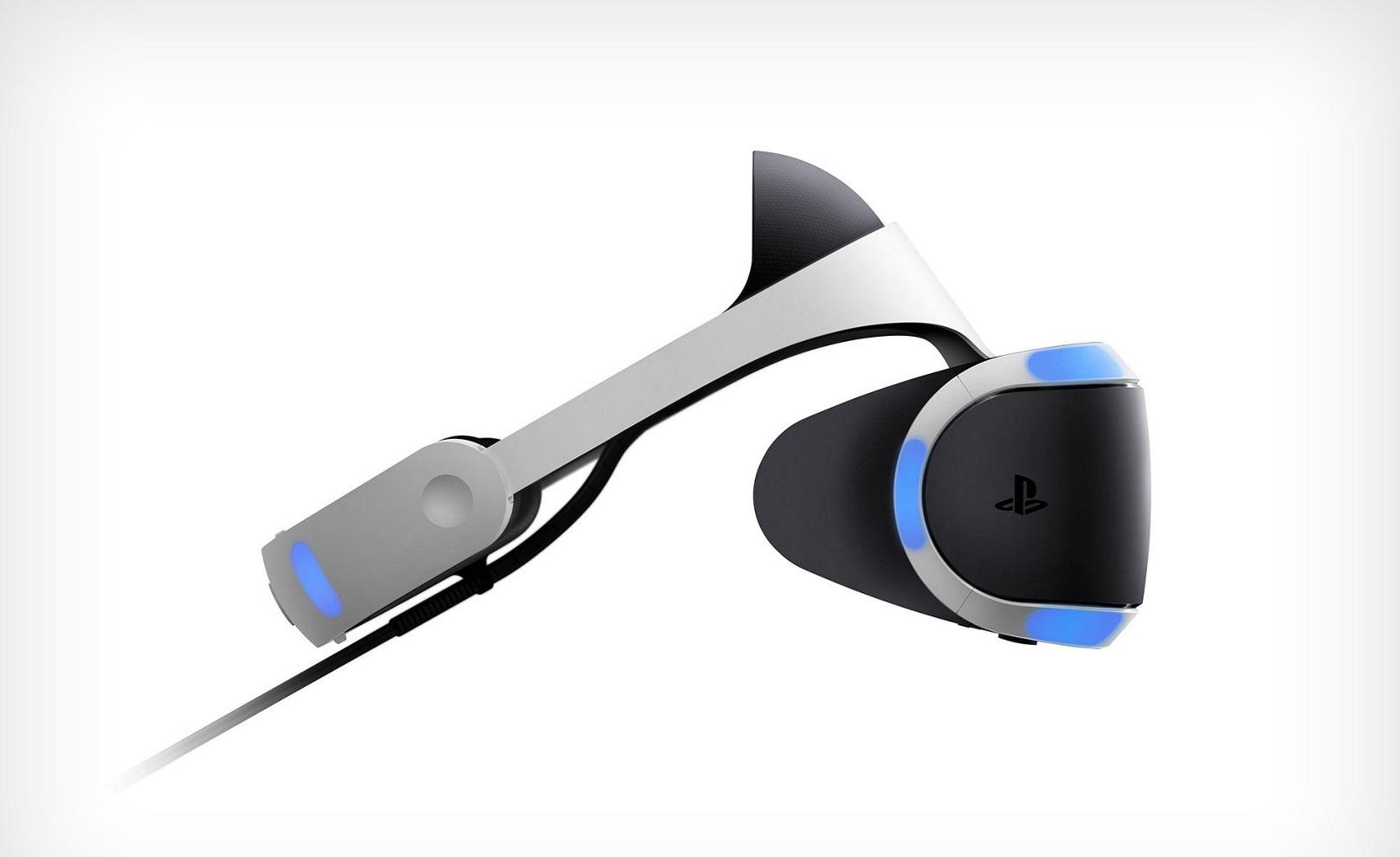 Лучшие шлемы виртуальной реальности для геймеров - Sony Playstation VR (2)