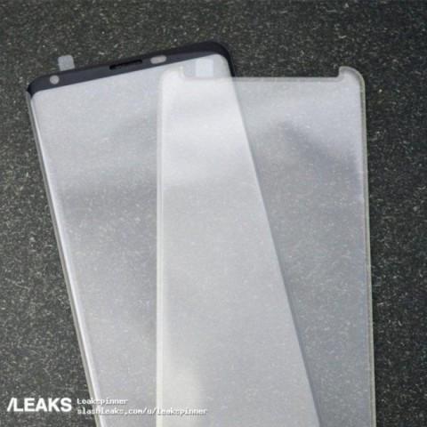 Presumable LG V30 Screen Protector