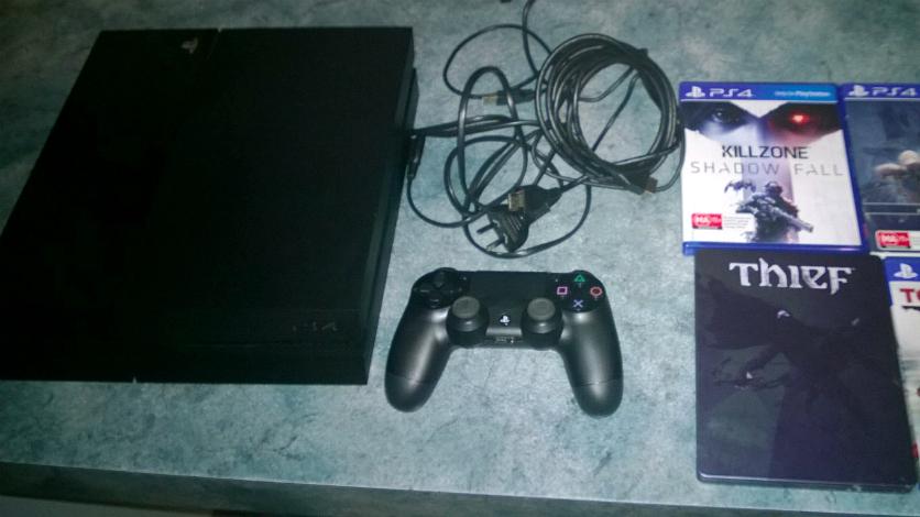 Купить PlayStation 4 в 2017-м