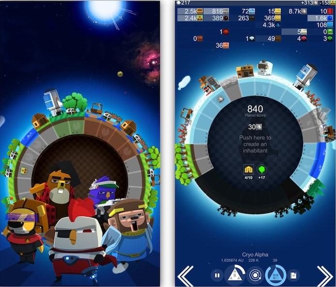 Топ-10 приложений для iOS и Android (17 - 23 июля) - A Planet of Mine (1)
