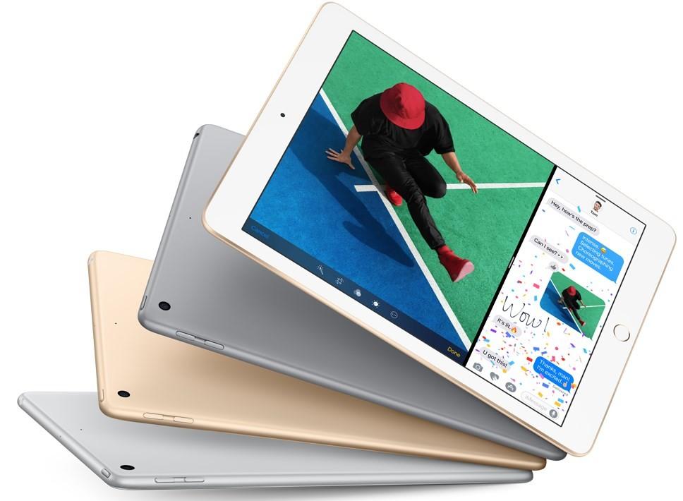 Топ-7 лучших планшетов 2017 года - Apple iPad (2017) (2)