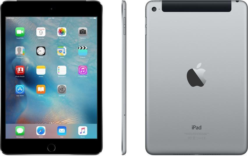 Топ-7 лучших планшетов 2017 года - Apple iPad Mini 4