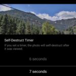 14829 Update Telegram brought biography and self-destructing media files