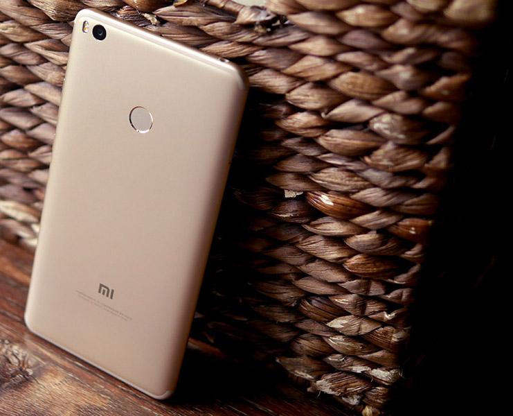 Xiaomi Mi Max 2-задняя панель фото 1