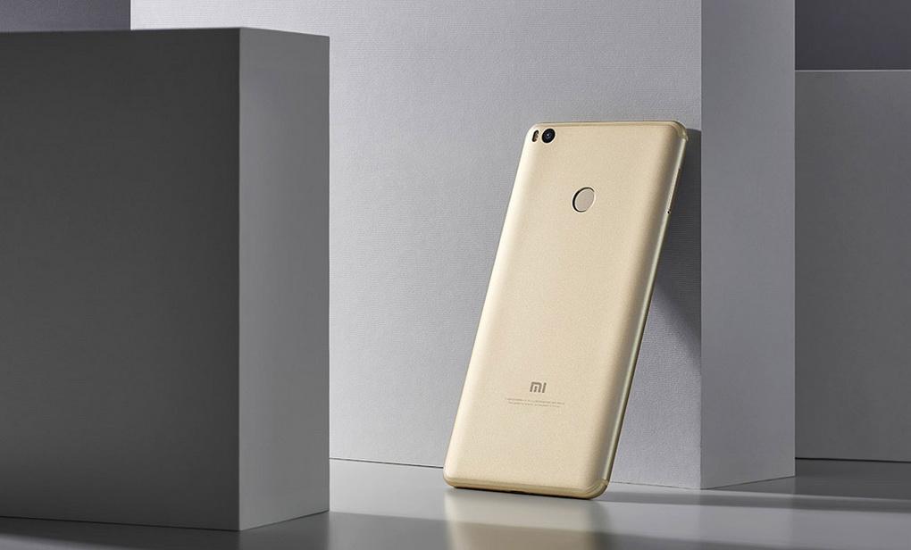 Xiaomi Mi Max 2-задняя панель смартфона фото 3