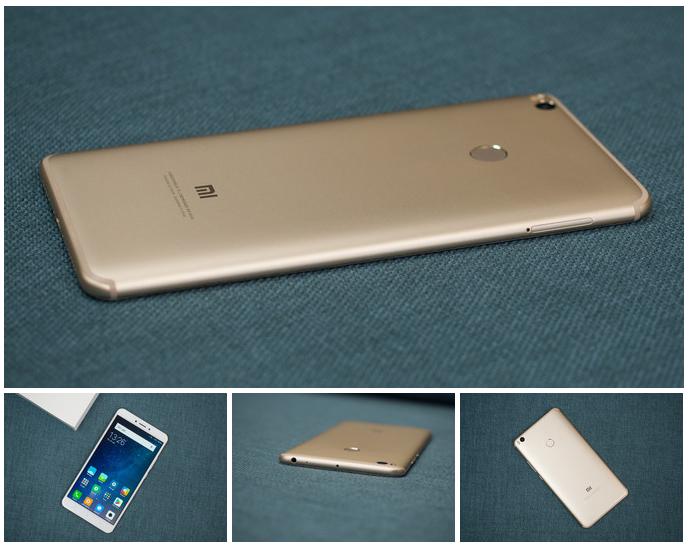 Xiaomi Mi Max 2-ракурсы