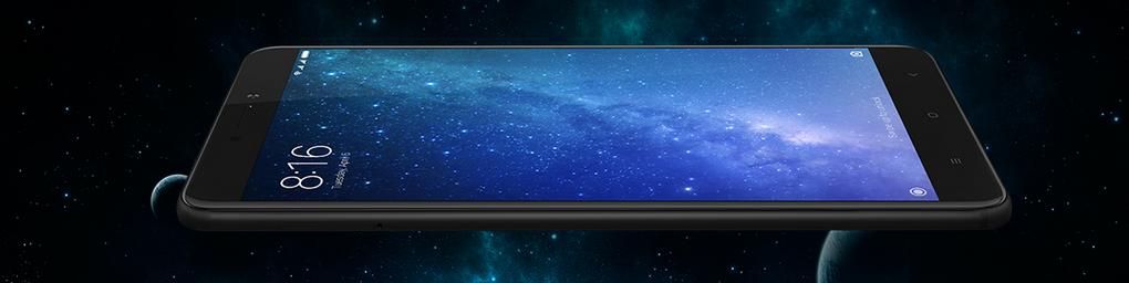 Xiaomi Mi Max 2-тонкий корпус смартфона