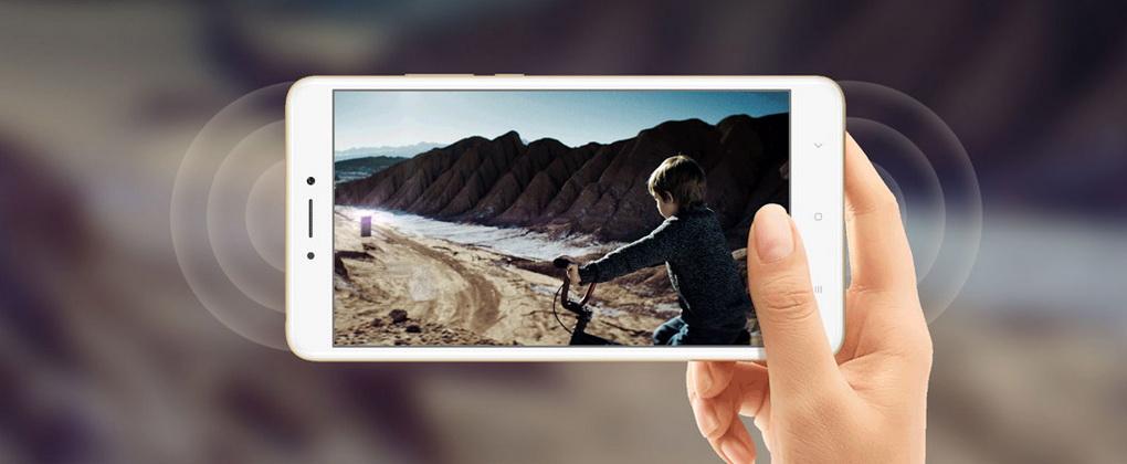 Xiaomi Mi Max 2-стереодинамики распространение звука