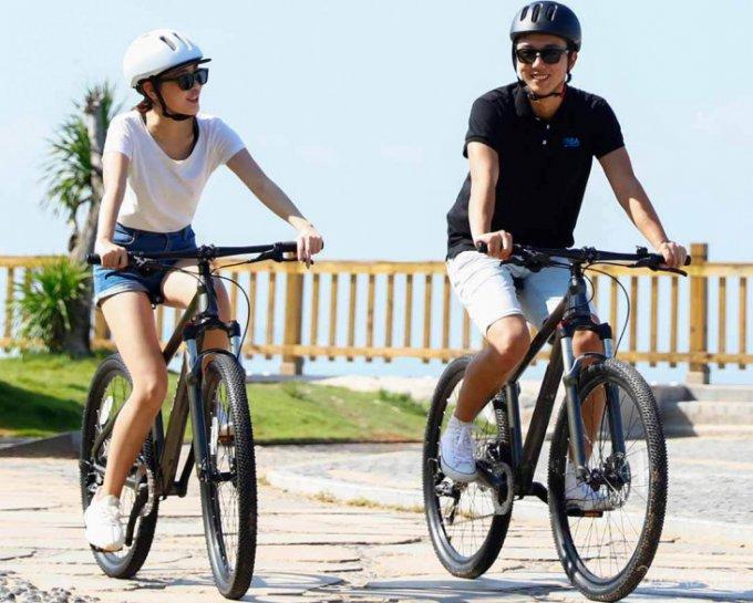 Велосипед Xiaomi Mi Qicycle Mountain Bike стоимостью $300 (4 фото)