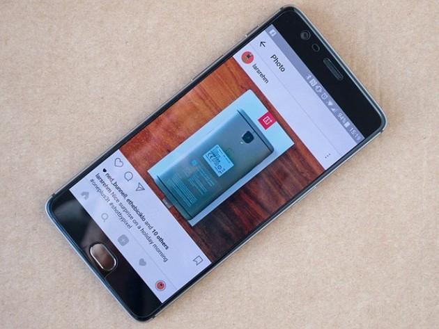 Экран OnePlus 3T