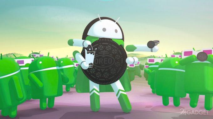 Google presented Android OS 8.0 Oreo (3 photos + video)