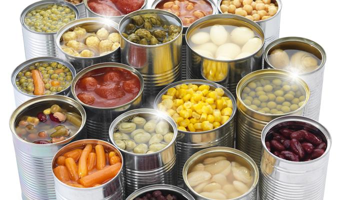Как правильно хранить продукты в холодильнике удивительно просто, безумно актуально – Консервы в жестяных банках