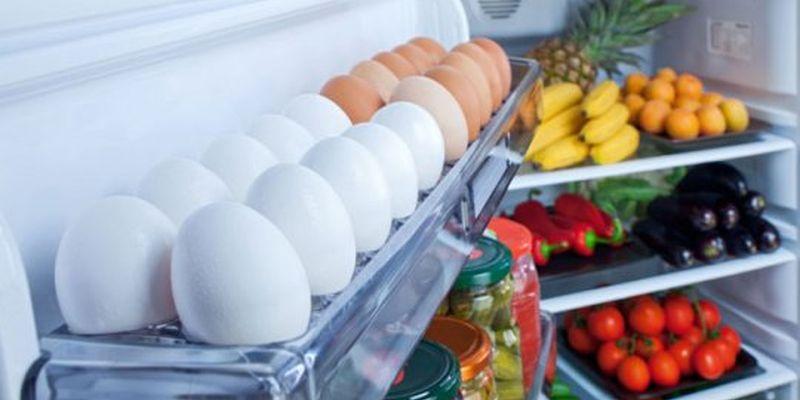 Как правильно хранить продукты в холодильнике удивительно просто, безумно актуально – Полочка для яиц на дверце
