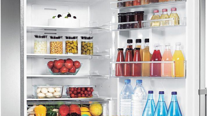 Как правильно хранить продукты в холодильнике удивительно просто, безумно актуально – Хранение на дверце холодильника