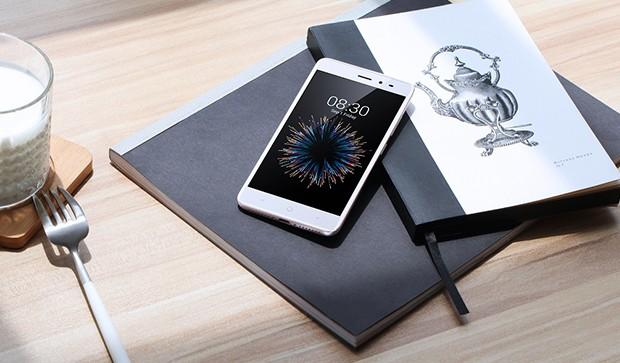 In Ukraine, began selling smartphone Neffos X1 Lite