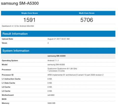 Samsung Galaxy A5 (2018)