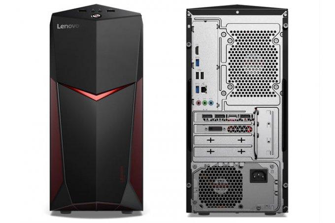 Lenovo Legion — геймерские компьютеры от 750 евро (10 фото)