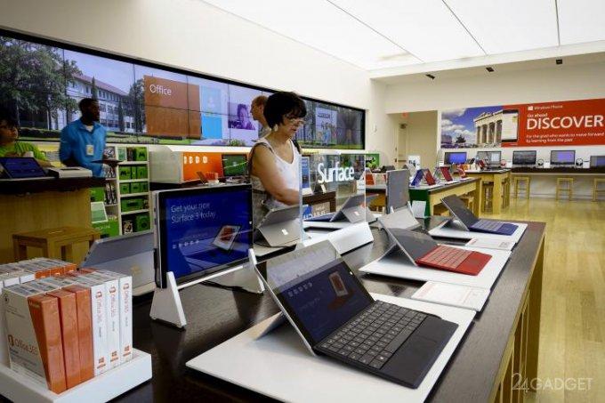 Устройства Microsoft Surface оказались под огнем критики (3 фото)