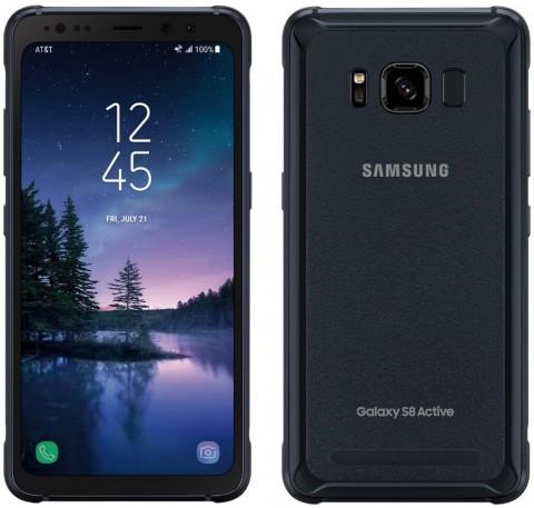 Samsung Galaxy S8 Active — armoured flagship Snapdragon 835