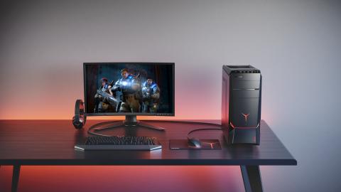 The new Lenovo Gamescom 2017: gaming PC and monitor line Legion