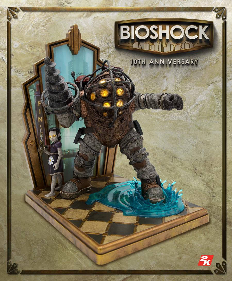 В продаже появится коллекционное издание игры BioShock за $200 – фото 1