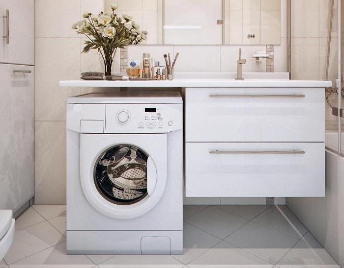 Какая стиральная машина лучше: с вертикальной и горизонтальной загрузкой – Стиральная машина в ванной
