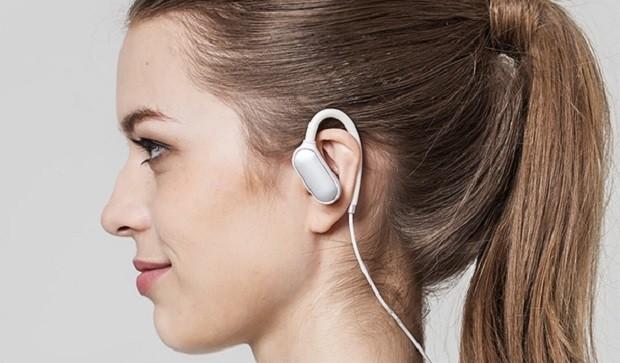 Xiaomi introduced Mi headphones Sports Bluetooth Headset Mini