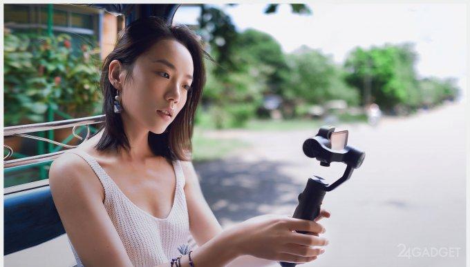 Xiaomi MIJIA Small Camera — action camera 4K resolution for $105 (8 photos)