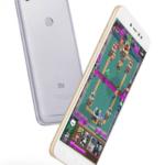 16459 Xiaomi Redmi Note 5A — advanced front facing camera and metal body