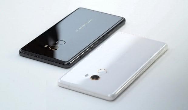 18411 Browse frameless smartphone Xiaomi Mi Mix 2