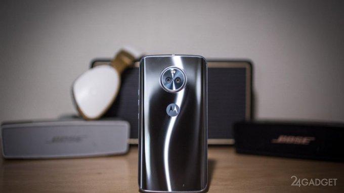 Camera phone Motorola Moto X4 (12 photos + 2 videos)