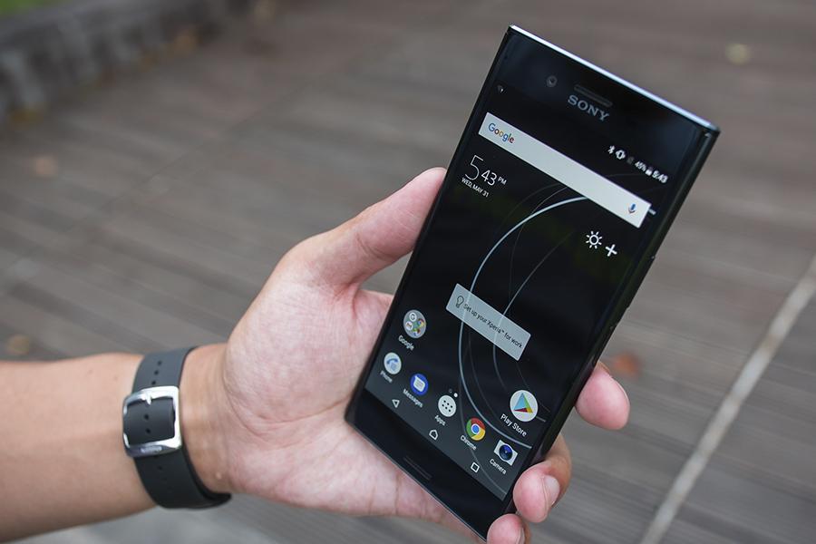 Результаты теста Sony Xperia XZ Premium не впечатляют
