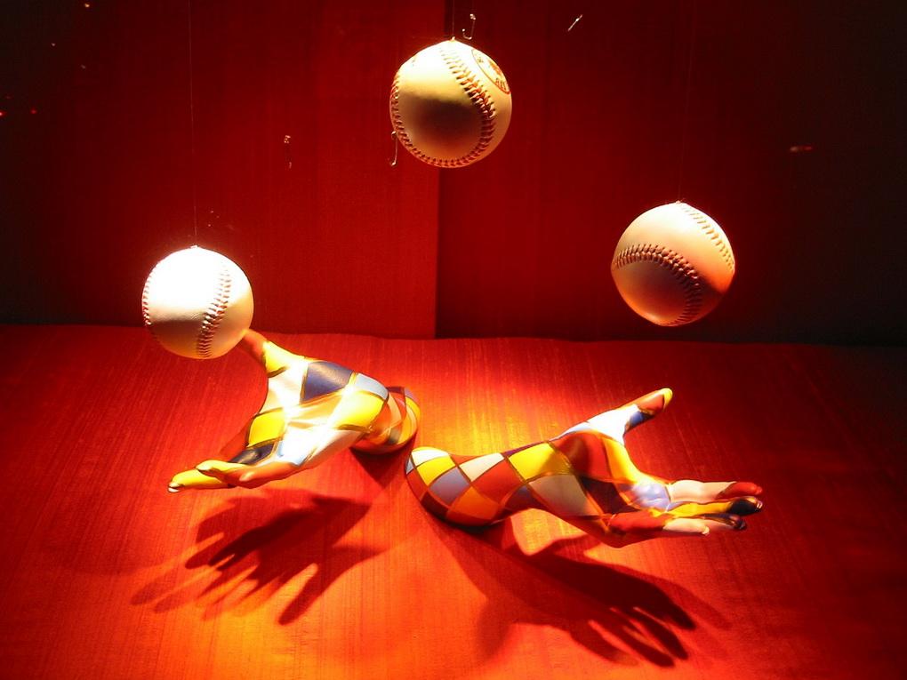 Жонглирование-фото