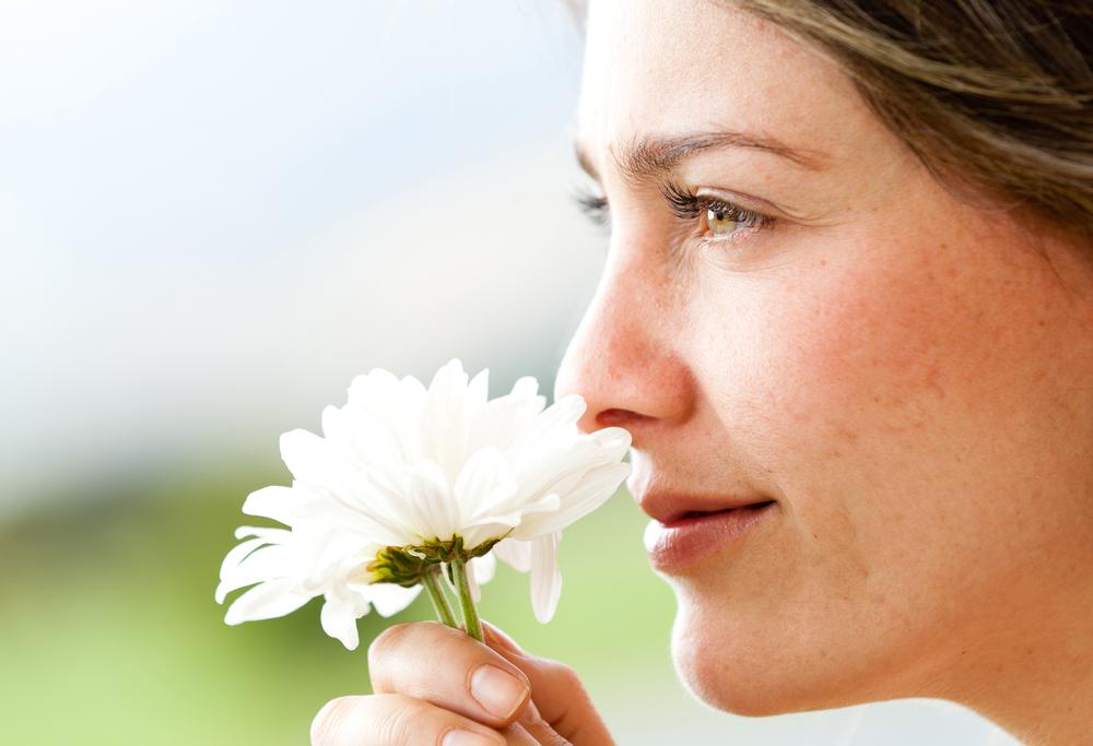 Новые ароматы-упражнения нейробики