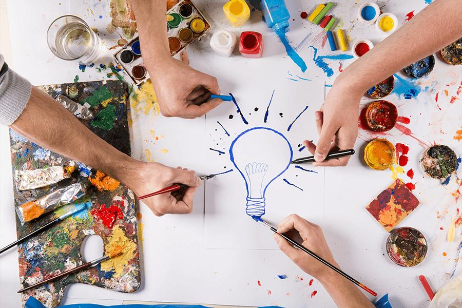 Креативноть-как развить