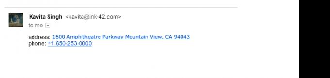 В Gmail изменён способ взаимодействия с данными (3 фото)