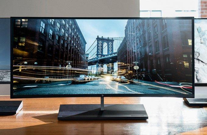 Hewlett-Packard has announced a 1000 EliteOne AIO PC with a detachable display (5 photos)