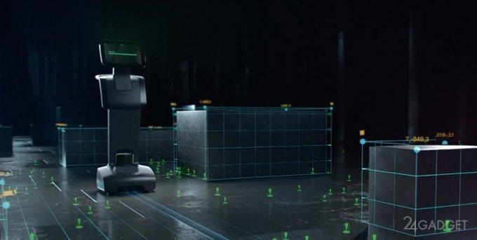 Домашний робот-компаньон Temi (12 фото + 2 видео)