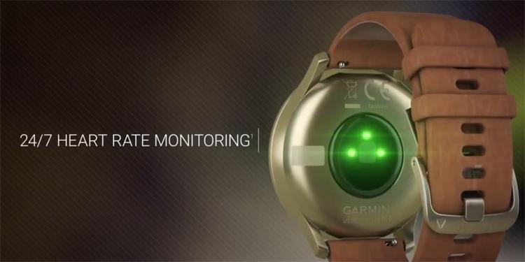 IFA 2017 Garmin представила гибридные смарт-часы vívomove HR - фото 2
