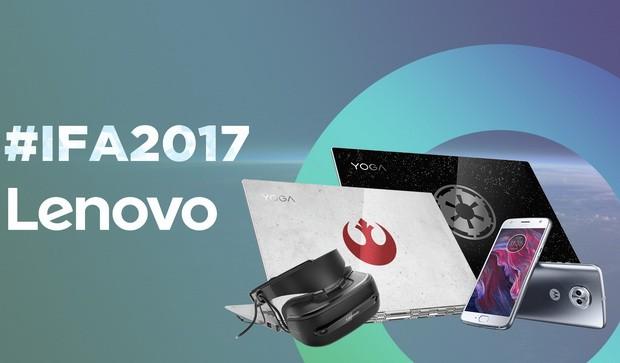 IFA 2017: showed Lenovo