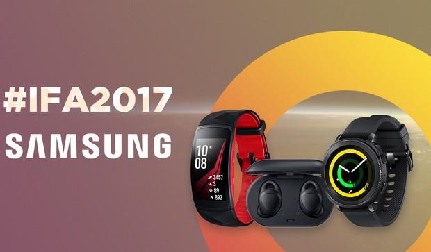 IFA 2017 showed that Samsung