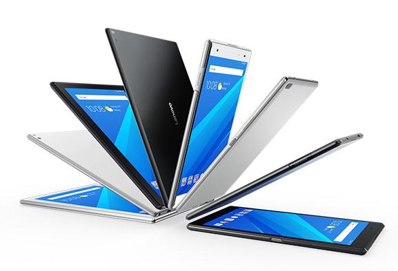 Lenovo представила четыре доступных планшета Tab 4 - фото 1