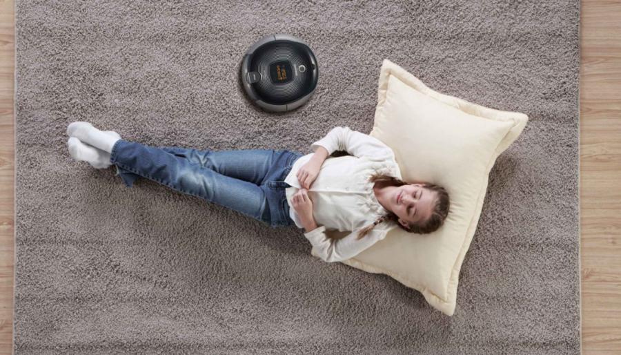 Робот-пылесос — верный помощник по уборке – Уборка и отдых